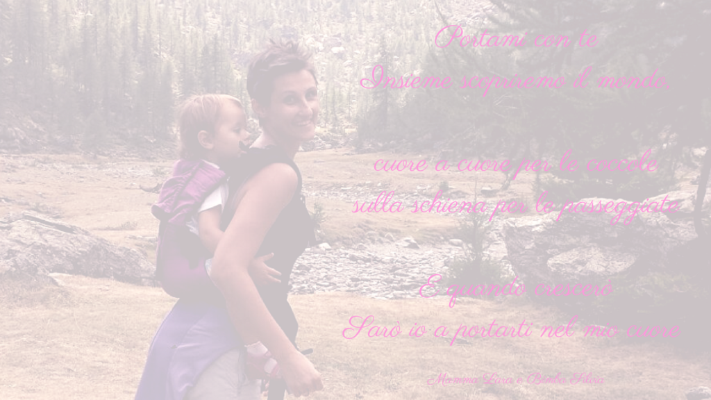 Magia delle Mamme Babywearing Shop HomePage