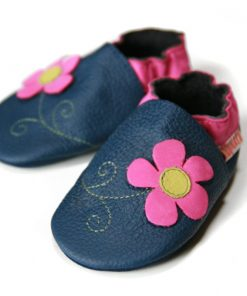 magia-delle-mamme-liliputi_soft_baby_shoes_spring_flower