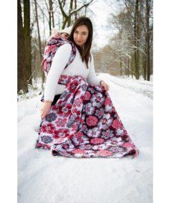 magia-delle-mamme-yaro-fiori-ultra-red-black-white