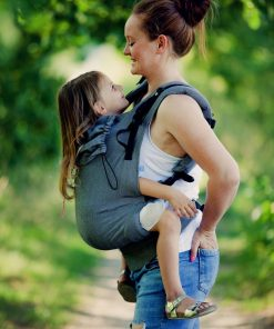 magia-delle-mamme-Little-Frog-XL-Toddler-Preschooler-Carrier-Graphite-Herringbone