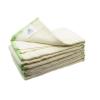Magia-delle-Mamme-Blümchen-Prefold-Viscosa-Bamboo-Organic-Cotton-Twill-(conf.6-pz)-Taglia-S