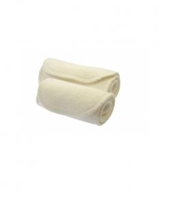 Magia-delle-Mamme-Blümchen-Soft-Booster-10-pcs.-Organic-Cotton- Inserti-Assorbenti-12x32 cm