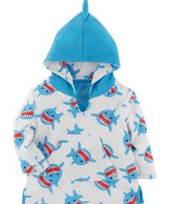 magia-delle-mamme-zoocchini-accappatoio-baby-cover-up-upf-50-sherman-lo-squalo-accappatoi-e-asciugamani