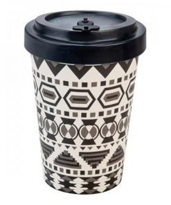 magia-delle-mamme-woodway-bamboo-cup-Aztec-white-black-tazza-bambù