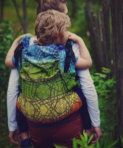 magia-delle-mamme-Little-Frog-XL-Toddler-Carrier-Prismatic-Abyss