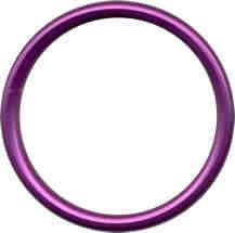 magia-delle-mamme-Alluminium-sling-rings-L-PURPLE