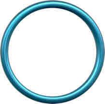 magia-delle-mamme-Alluminium-sling-rings-L-TURQUOISE
