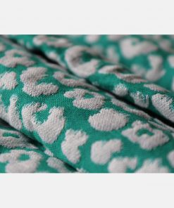magia-delle-mamme-yaro-pussycat-ultra-white-green-linen-ring-sling
