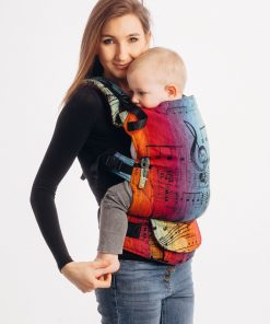 magia-delle-mamme-lenny-lamb-baby-carrier-lennyupgrade-standard-jacquard-weave-symphony-rainbow-dark