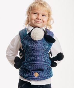 magia-delle-mamme-lenny-lamb-doll-carrier-made-of-woven-fabric-cotton-peacock's-tail-provance-10