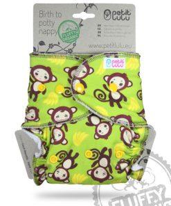 magia-delle-mamme-petit-lulu-monkey-business-maxi-night-nappy-snaps-Monkey-Business