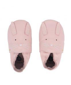magia-delle-mamme-bobux-scarpina-soft-sole-coniglietto-rosa-chiaro