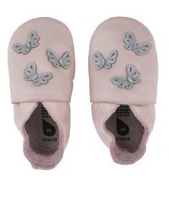 magia-delle-mamme-bobux-scarpina-soft-sole-farfalla-rosa