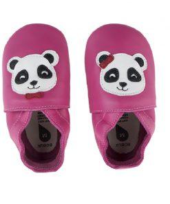 magia-delle-mamme-bobux-scarpina-soft-sole-panda-rosa